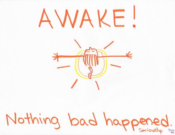 Awake 7-24-14